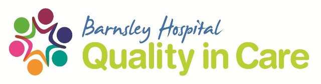 Barnsley Hospital Logo - Quality in Care