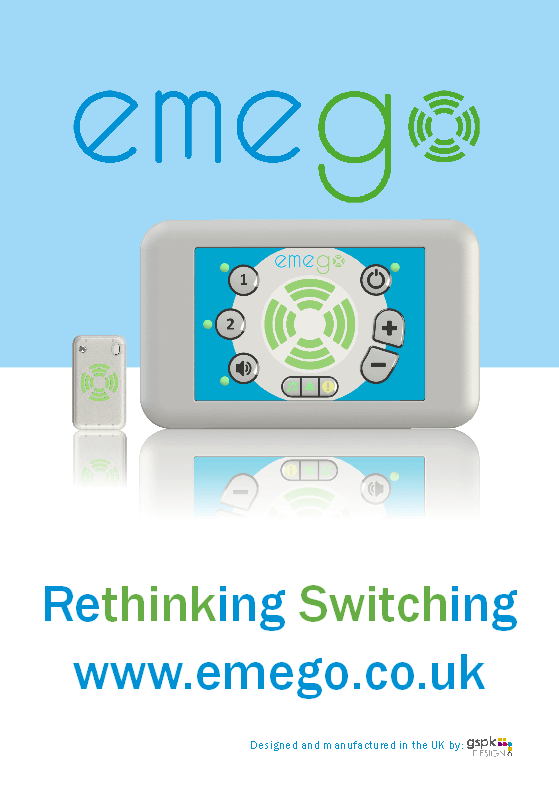 Emego Assistive Switch