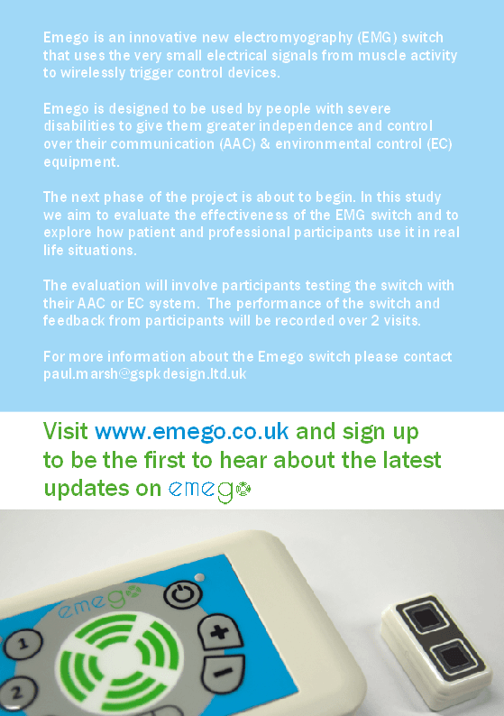 Emego Assistive Switch 2