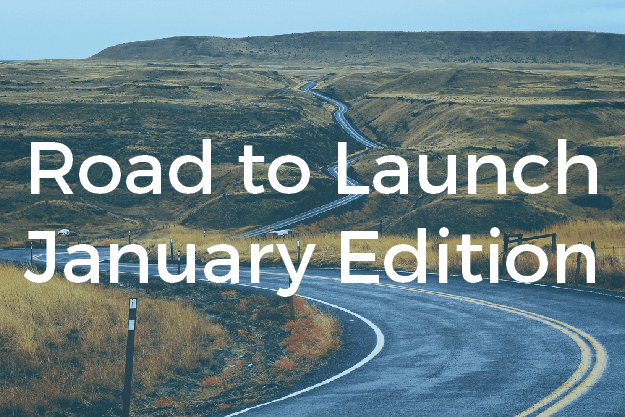 Road to launch blog image