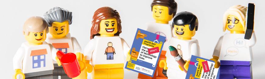 AAATE 17 Lego characters