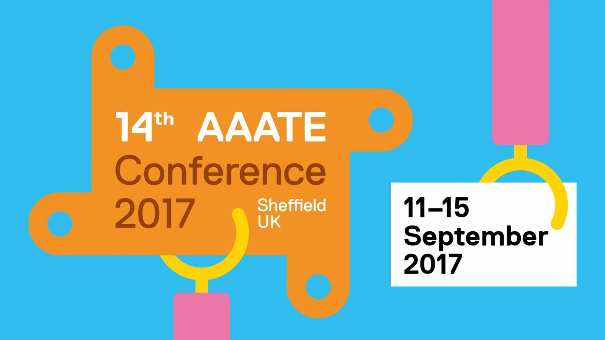 AAATE 17 conference in Sheffield