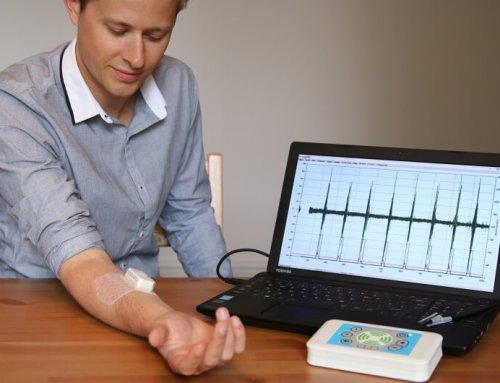 Emego, a New Emg Assistive Switch for People with Severe Brain Injuries Gives People Access to Communication