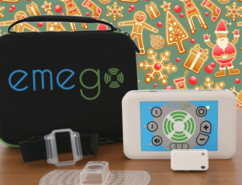 December Update for the Emego Assistive Switch