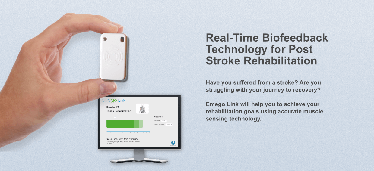 Emego Link - Your Rehabilitation Partner that fits in your pocket