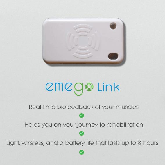 Emego Link - Rehabilitation tool for stroke rehabilitation