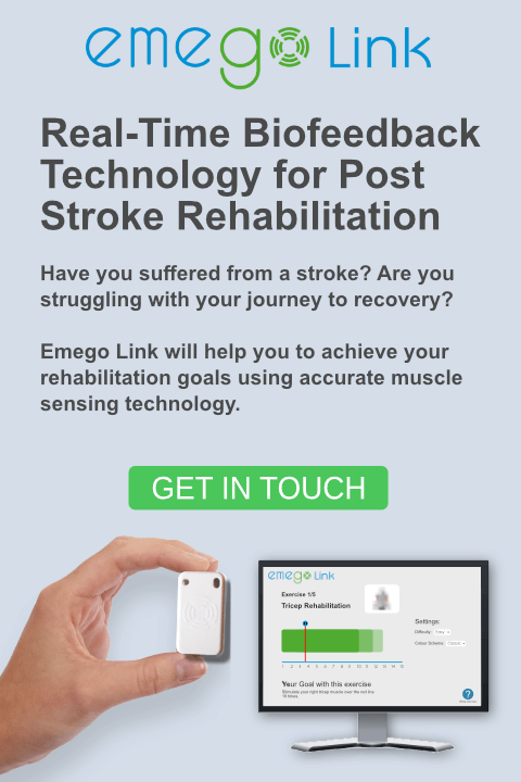 Emego Link - Rehabilitaion that fits in yourr pocket